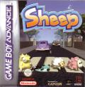 Sheep Game Boy Advance Front Cover