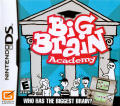 Big Brain Academy Nintendo DS Front Cover
