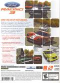 Ford Racing 3 PlayStation 2 Back Cover