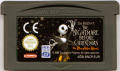 Tim Burton's The Nightmare Before Christmas: The Pumpkin King Game Boy Advance Media