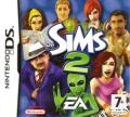 The Sims 2 Nintendo DS Front Cover