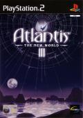 Beyond Atlantis II PlayStation 2 Front Cover