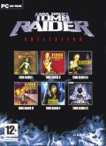 Lara Croft Tomb Raider Collection DOS Front Cover