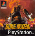 Duke Nukem 3D PlayStation Front Cover