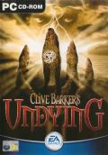 Clive Barker's Undying Windows Front Cover