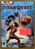 Titan Quest (Limited Edition) Windows Front Cover