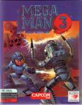 Mega Man 3: The Robots are Revolting DOS Front Cover