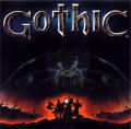 Gothic Windows Other Jewel Case - Front
