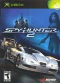 SpyHunter 2 Xbox Front Cover