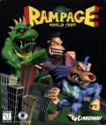 Rampage World Tour Windows Front Cover