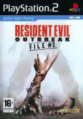 Resident Evil: Outbreak: File #2 PlayStation 2 Front Cover