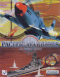 Pacific Warriors: Air Combat Action Windows Front Cover