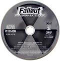 Fallout Radioactive Windows Media Bonus, Manuals & Patches CD