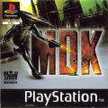 MDK PlayStation Front Cover