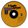Magic Carpet PlayStation Media