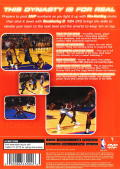 NBA 2K2 PlayStation 2 Back Cover