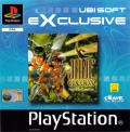 Jade Cocoon: Story of the Tamamayu PlayStation Front Cover