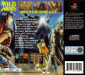 Wild Arms PlayStation Back Cover