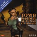 Tomb Raider: The Last Revelation Dreamcast Front Cover