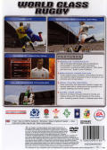 Rugby 2005 PlayStation 2 Back Cover