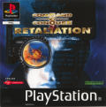 Command & Conquer: Red Alert - Retaliation PlayStation Front Cover