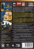 Europa Universalis Windows Back Cover