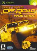 Test Drive: Off-Road - Wide Open Xbox Front Cover
