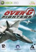 Over G Fighters Xbox 360 Front Cover