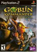 Goblin Commander: Unleash the Horde PlayStation 2 Front Cover