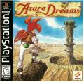 Azure Dreams PlayStation Front Cover