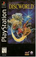 Discworld PlayStation Front Cover