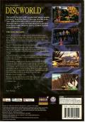 Discworld PlayStation Back Cover