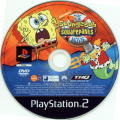 SpongeBob SquarePants: The Movie PlayStation 2 Media