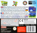 Yoshi Touch & Go Nintendo DS Back Cover