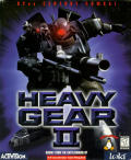 Heavy Gear II Linux Front Cover
