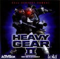 Heavy Gear II Linux Other Jewel Case - Front