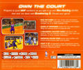 NBA 2K2 Dreamcast Back Cover