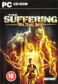 The Suffering:  Ties That Bind Windows Front Cover