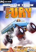 Monster Truck Fury Windows Front Cover