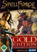 SpellForce: Gold Edition Windows Front Cover