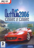 OutRun 2006: Coast 2 Coast Windows Front Cover