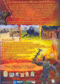 SpellForce: Shadow of the Phoenix Windows Back Cover