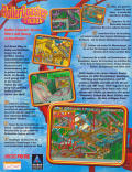 RollerCoaster Tycoon Windows Back Cover