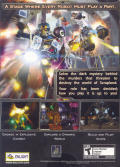 American McGee presents SCRAPLAND Windows Back Cover