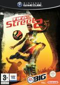 FIFA Street 2 GameCube Front Cover