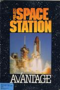 Project: Space Station DOS Front Cover