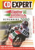 Castrol Honda Superbike 2000 Windows Front Cover