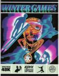 Winter Games ZX Spectrum Front Cover