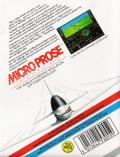 Acrojet ZX Spectrum Back Cover