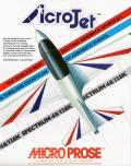 Acrojet ZX Spectrum Front Cover